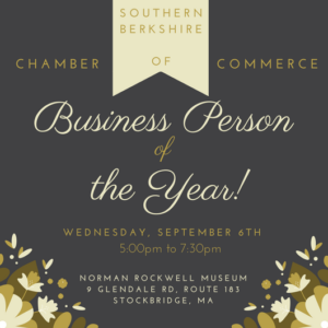 Business Person of the Year @ Norman Rockwell Museum | Stockbridge | Massachusetts | United States