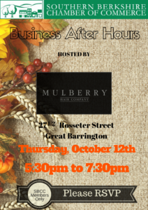 Business After Hours at Mulberry Hair Company @ Mulberry Hair Company | Great Barrington | Massachusetts | United States