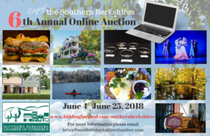 Southern Berkshire Chamber 6th Annual On-line Auction