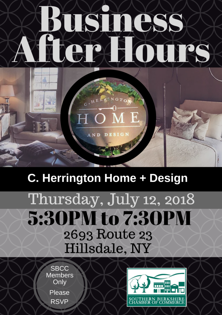 Business After Hours Hosted By C Herrington Home Design Southern