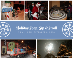 Holiday Shop, Sip & Stroll @ Downtown Great Barrington | Great Barrington | Massachusetts | United States