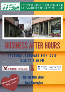 Business After Hours @ Village Mortgage & William Pitt Sotheby's