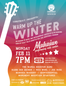 Warm Up the Winter Concert @ Mahaiwe Performing Arts Center