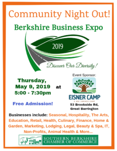 Berkshire Business Expo @ Eisner Camp