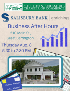 Business After Hours @ Salisbury Bank