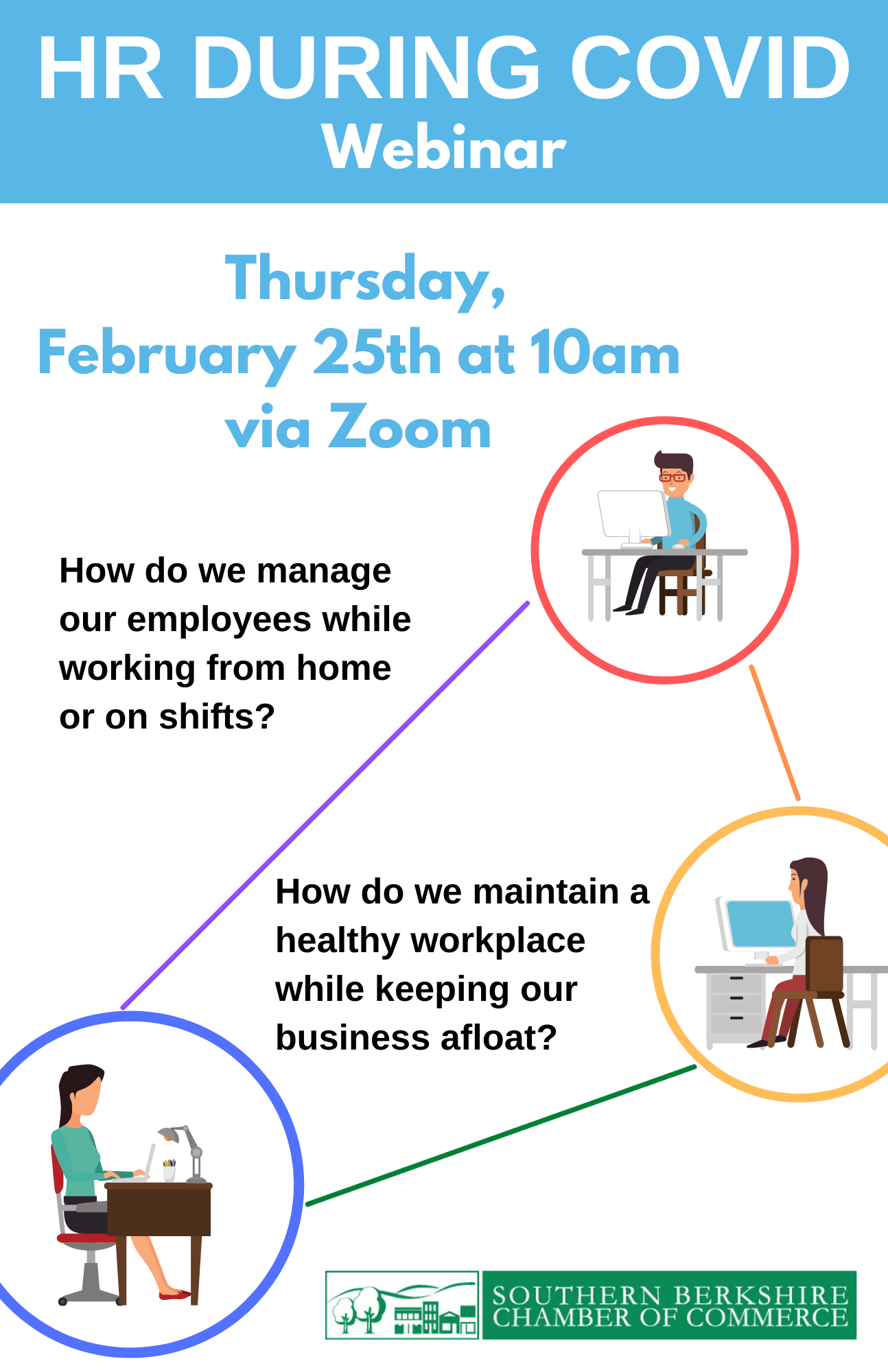 HR During COVID - Zoom Webinar